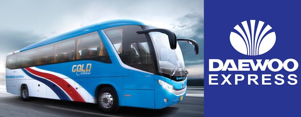 Daewoo Express gold class buses are operating between lahore - islamabad and lahore - multan with good services and fares