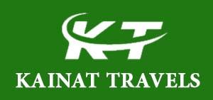 kainat travels logo